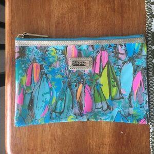 Lilly Pulitzer Pencil Bag